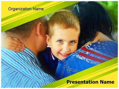 Adoption Editable PowerPoint Template