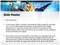 Soccer Goalkeeper Editable PowerPoint Template