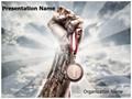 Olympic Medal Editable PowerPoint Template