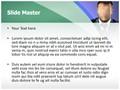Manager Hidden Identity Editable PowerPoint Template