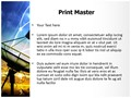 Analog Communication Editable PowerPoint Template