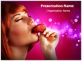 Aphrodisiac Editable PowerPoint Template