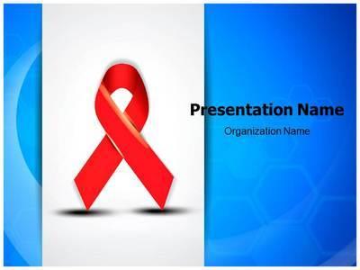 Aids Editable PowerPoint Template