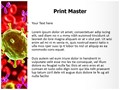 Antibodies Editable PowerPoint Template