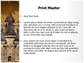 Disney Old Castle Editable PowerPoint Template