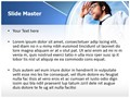 Successful Business Leader Editable PowerPoint Template