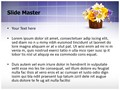 Bouquet Editable PowerPoint Template
