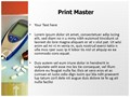 Diabetes Equipment Editable PowerPoint Template