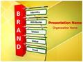 Brand Strategy Branding Editable PowerPoint Template