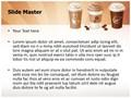 Starbucks Coffee Editable PowerPoint Template