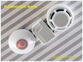 Fire Sensor System Editable PowerPoint Template