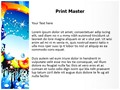 Graphic Art Editable PowerPoint Template