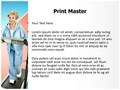 Doctor Supervision Editable PowerPoint Template