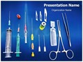 Surgical Equipment Editable PowerPoint Template