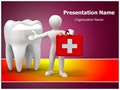 Dental Doctor Editable PowerPoint Template