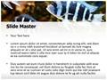 Zebra Fish Editable PowerPoint Template