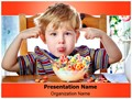 Attention Deficit Hyperactivity Disorder Editable PowerPoint Template