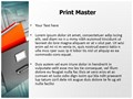 Document Management Editable PowerPoint Template