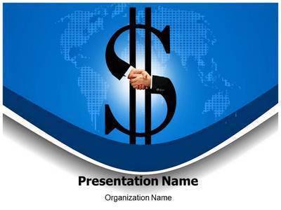 Dollar Editable PowerPoint Template