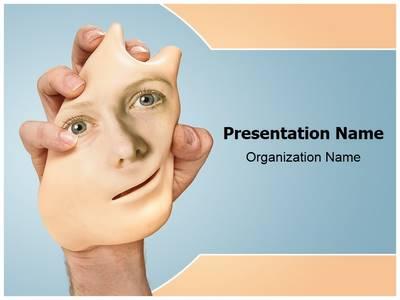 Identity Theft Editable PowerPoint Template