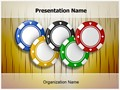 Olympic Editable PowerPoint Template