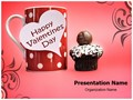 Happy Valentines Day Editable PowerPoint Template