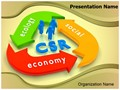 CSR Lifecycle Editable PowerPoint Template