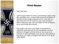 Nazi German Editable PowerPoint Template