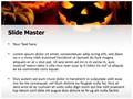 Halloween Pumpkin Editable PowerPoint Template