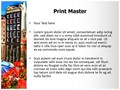 Traditional Dutch Editable PowerPoint Template