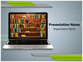Digital Library Editable PowerPoint Template