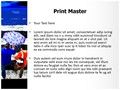 Pedestrian Crossing Editable PowerPoint Template