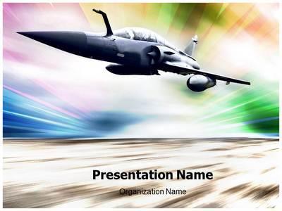 Air Force Editable PowerPoint Template