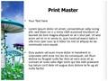 Mushrooms Editable PowerPoint Template
