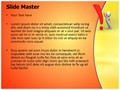 Red exclamation Editable PowerPoint Template