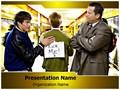 Teenagers in School Editable PowerPoint Template
