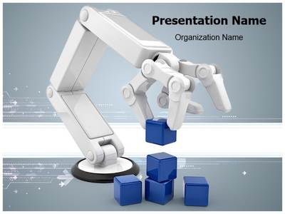 Artificial intelligence Editable PowerPoint Template