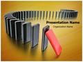 Domino Editable PowerPoint Template