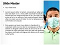 Flu Editable PowerPoint Template