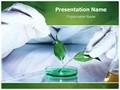 Plant study Editable PowerPoint Template