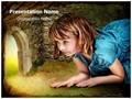 Alice in Wonderland Editable PowerPoint Template