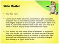 Kitten Editable PowerPoint Template