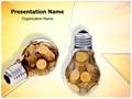 Saving Money Editable PowerPoint Template