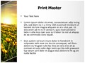 Springtime Editable PowerPoint Template