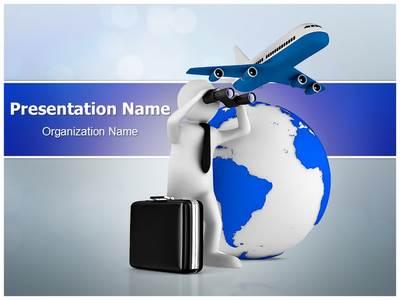 International Business Plan Editable PowerPoint Template