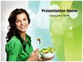 Healthy Diet Editable PowerPoint Template