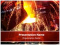Metal Casting Editable PowerPoint Template