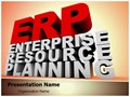 Enterprise Resource Planning Editable PowerPoint Template