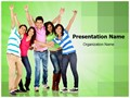 College Guys Editable PowerPoint Template