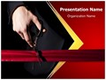 Event Opening Editable PowerPoint Template